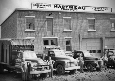 Déménagement Roy et Martineau - Historique